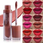 New Matte Liquid Lip Gloss Longlasting Waterproof Soft Lipstick Makeup Cosmetics