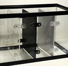 custom 20 gal high AQUARIUM TANK DIVIDER fish separator