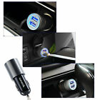 Hot -Li06 2.1A Mini Dual Port USB Car Charger Adapter For Cell Phone Samsung