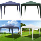 3*3 Gazebo Sun Shade Shelter Awning Canopy Party Tent For Beach Garden Pitao BBQ