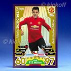 Match Attax EXTRA 2017-2018: Limited Editions, 100 Clubs Man of the Match. 17-18