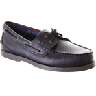 Chatham Deck II G2 Men's Deck Boat Shoes - Navy