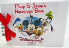 A6-Personalised Disney Autograph Book-Pocket Size HARDBACK  PROTECTIVE COVERS 5