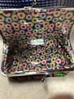 Vera Bradley makup card hold cluch bag