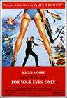 For Your Eyes Only Movie Poster Print - 1981 - Action - 1 Sheet Artwork Bond 007 £12.74 GBP on eBay