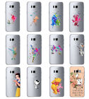 Luxury Princess Fairy Tale Soft Rubber Cover Case For Samsung Galaxy S9 S9 Plus