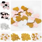 100Pcs Gold Glitter Star Table Confetti Wedding Decor Birthday Hen Party Supply