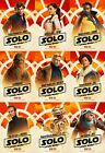 "Solo A Star Wars Story Movie Poster 13x20"" 24x36"" 27x40"" Characters Print Film $9.9 USD on eBay"
