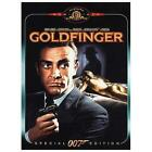 Goldfinger (DVD, 1999, Special Edition) Sean Connery, Honor Blackman, Gert Frobe