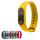 New Smart Watch Bracelet Heart Rate Blood Pressure Pulse Monitor Pedometer