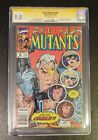 New Mutants 87 CGC SS 9.8 Liefeld UPC Newstand Deadpool 2 Cable First Appearance