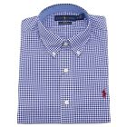 4673V camicia uomo RALPH LAUREN SLIM FIT STRETCH button down shirt men
