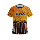900 Global Women's Beer CoolWick Performance Crew Bowling Shirt Dye Sub