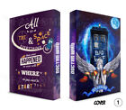 Doctor Who DW TARDIS Hardcover Sketchbook Notebook copybook Blank pages A5/A6