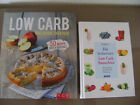 2 tlg. Paket ücher **Low Carb Backen & Low Carb Smoothies