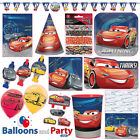 Disney Cars 3 Lighting McQueen Birthday Party Tableware Decorations Supplies