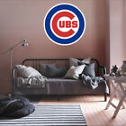 Chicago Cubs MLB Team Logo Color Printed Decal Sticker Car Window Wall on Ebay