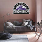 Colorado Rockies MLB Team Logo Color Printed Decal Sticker Car Window Wall on Ebay