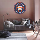 Houston Astros MLB Team Logo Color Printed Decal Sticker Car Window Wall on Ebay