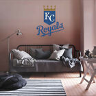 Kansas City Royales MLB Team Logo Color Printed Decal Sticker Car Window Wall on Ebay