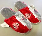ohio state slippers - Ohio State Buckeyes Plush Slippers FREE SHIPPING