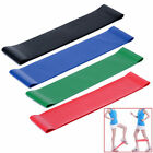 arm resistance band - Resistance Loop Yoga Band Elastic Exercise Latex Rubber Leg Arm Muscle Fitness