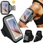 Внешний вид - MYBAT Armband for Samsung Phone Case Cover Jogging Running Exercise BLACK 251
