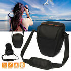 Camera Shoulder Bag Carrying Case Handbag Waterproof For Canon Sony Nikon Pentax
