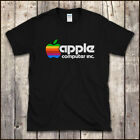 Retro 1980s APPLE MACINTOSH COMPUTERS T SHIRT