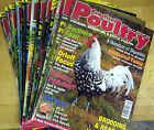 Practical Poultry Magazine-Chicken-Ducks-Game-Goose-Quail-Rabbits-#10 to 21-2005