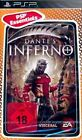 Sony PSP / Playstation Portable game - Dante's Inferno [Essentials] boxed