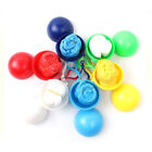 Disposable Ball Keyring Waterproof Poncho Clear With Portable Travel Rain Mini