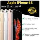 Apple iPhone 6S 16GB 64GB 128GB Unlocked All Networks All Colours - 12M Warranty