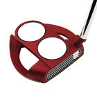 Odyssey Golf O-Works Red 2-Ball Fang S Putter SuperStroke Mid Slim 2.0 Grip