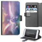 Pegasus Unicorn Phone Case, PU Leather Wallet Flip Case, Cover For Samsung/Apple
