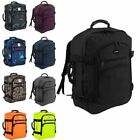 FLYGEAR CABIN HAND LUGGAGE FLIGHT BACKPACK RUCKSACK TRAVEL HOLALL SUITCASE BAG