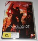 Evangelion:1.01 - You Are (Not) Alone. (DVD, 2009)
