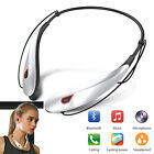 Bluetooth Headsets V4.1 Wireless Neckband with Microphone Earphone for iphone LG