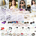 78style Reading Glasses Holder Neck Chain Cord Metal Strap Spectacles Sunglasses