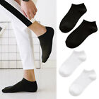 4Pairs Men Women Ankle Invisible Loafer Boat Liner Low Cut No Show Socks Hosiery