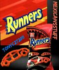 RUNNERS Mexican Chips Mexico BARCEL, (58 GR EACH) 4, 5, 6, 7, 8, 9, 10 Pack !!!!