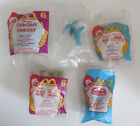 Lot of 4 Unopened McDonalds Kids Meal Toys Mulan Queen Maeve Hercules Toy Stor