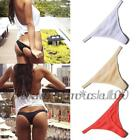 Sexy Women's Cotton Thongs ladies Underwear Panties G-string Knickers M/L FC