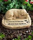 The Lakeside Collection Pet Memorial Stones