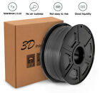 1.75mm 3D Printer Filament  ABS PLA 1kg /2.2lb multiple Color MakerBot RepRap US