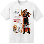 JAMES BOND 007 OCTOPUSSY Movie POSTER T SHIRT S-3XL - Moonraker BOND Girl Movie $25.96 AUD on eBay