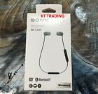 Sony WI-C300 Wireless NFC Bluetooth In-Ear Earbuds Headphones w/Microphone - NEW