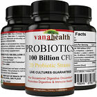 Probiotics 100 Billion CFU 20 Probiotic Strains Promotes Digestive Immune Health $6.99 USD on eBay