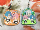 Re:Life in a different world from zero Rubber Strap Keychain Charm