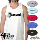 PUMPED Gym Rabbit Muscle T Shirt Tank 6col Sleeveless Bodybuilding Lifting D287 image